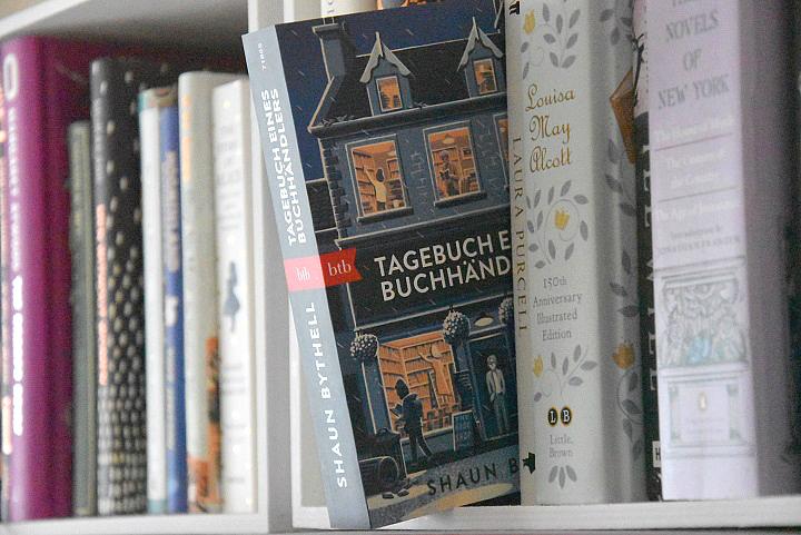 """Buch von Shaun Bythell """"Tagebuch eines Buchhändlers"""""""