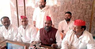 भाजपा सरकार के कार्यों से आक्रोशित है प्रदेश की जनताः लौटन निषाद | #NayaSaberaNetwork