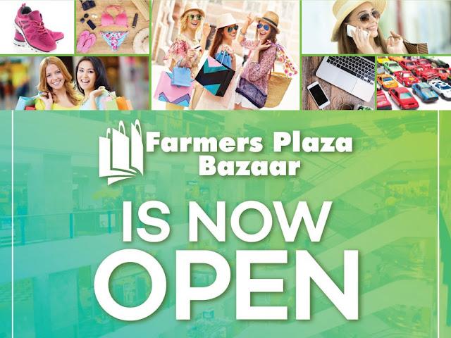 Farmers Plaza Bazaar