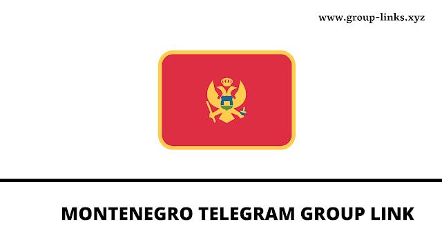 montenegro telegram channels groups
