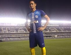 Votação: O que você achou do novo uniforme do Santos?