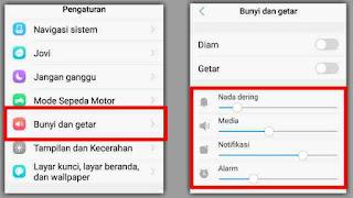 Cara Mengatur Volume Suara Tanpa Tombol Volume di HP Android
