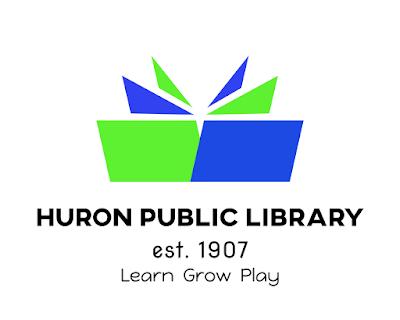 Huron Public Library logo