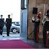 """Bari. Il comandante interregionale """"Ogaden"""", Generale di Corpo d'Armata Maurizio Detalmo Mezzavilla in visita al Comando Legione """"Puglia"""""""