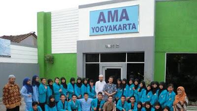 Akademi Manajemen Administrasi Yogyakarta – Daftar Fakultas dan Program Studi