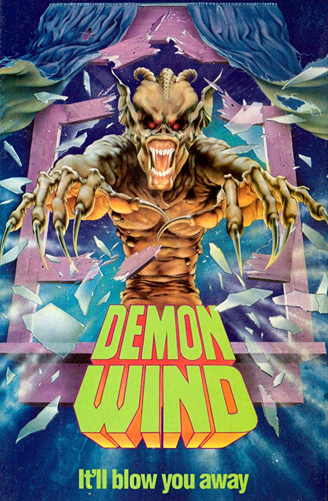 Review Demon Wind (1990)