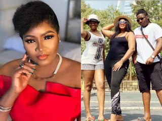 Omotola Jalade Reveals How She Infected Her Children With COVID-19