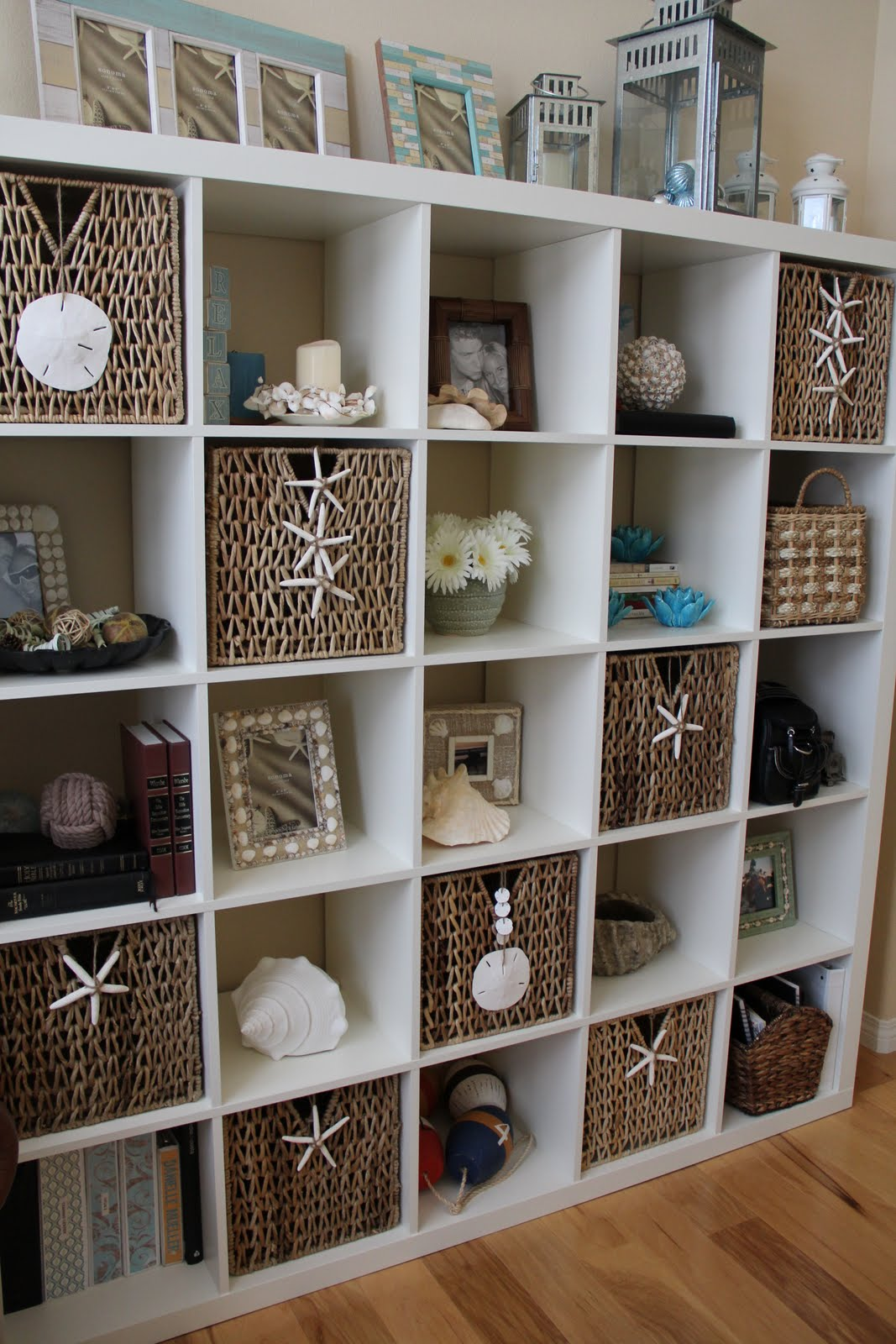 Decorative Items For Living Room: Team Mueller: Daily Tide 7.15 = Decorating With Shells