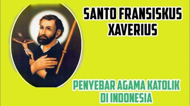 Renungan Harian Katolik Jumat 3 Desember 2021, Hari Biasa Pekan I Adven.  Pesta St. Fransiskus Xaverius, Imam dan Pelindung Karya Misi, Warna Liturgi Merah