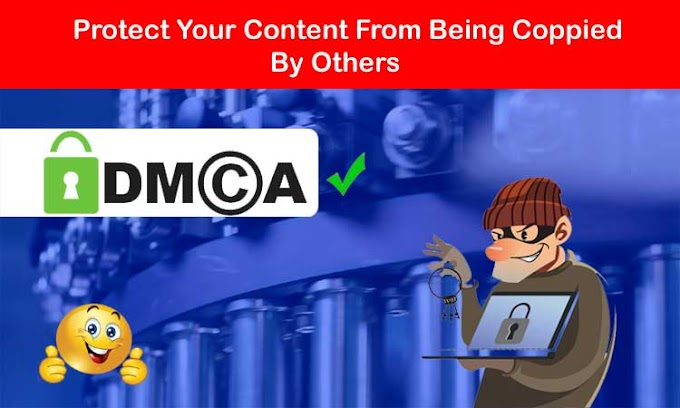 Copyright Claim On Blog Website [ DMCA Complaint ] | Simple and Easy Way