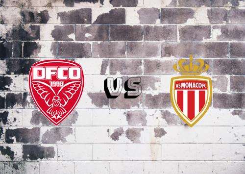 Dijon FCO vs AS Monaco  Resumen