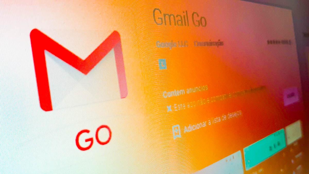 Google libera Gmail Go a todos os aparelhos com Android