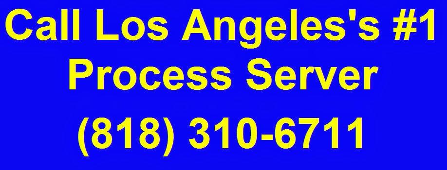 818 310 6711 PROCESS SERVER SERVICE