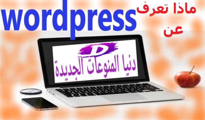 مدونة على موقع الويب في WordPress | Blog to Website in WordPress | مدونة وردبريس