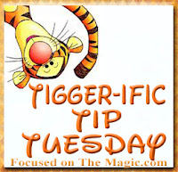 Tigger-ific Tip Tuesday Focused on the Magic