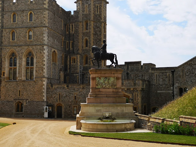 Windsor Castle view