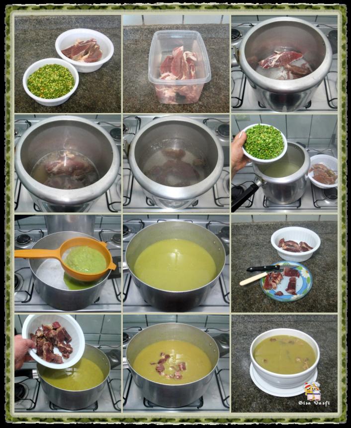 Sopa de ervilha 5