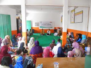 Parenting: Donatur SD Juara, Ajak Wali Murid Untuk membiasakan Anak Sholat di Masjid