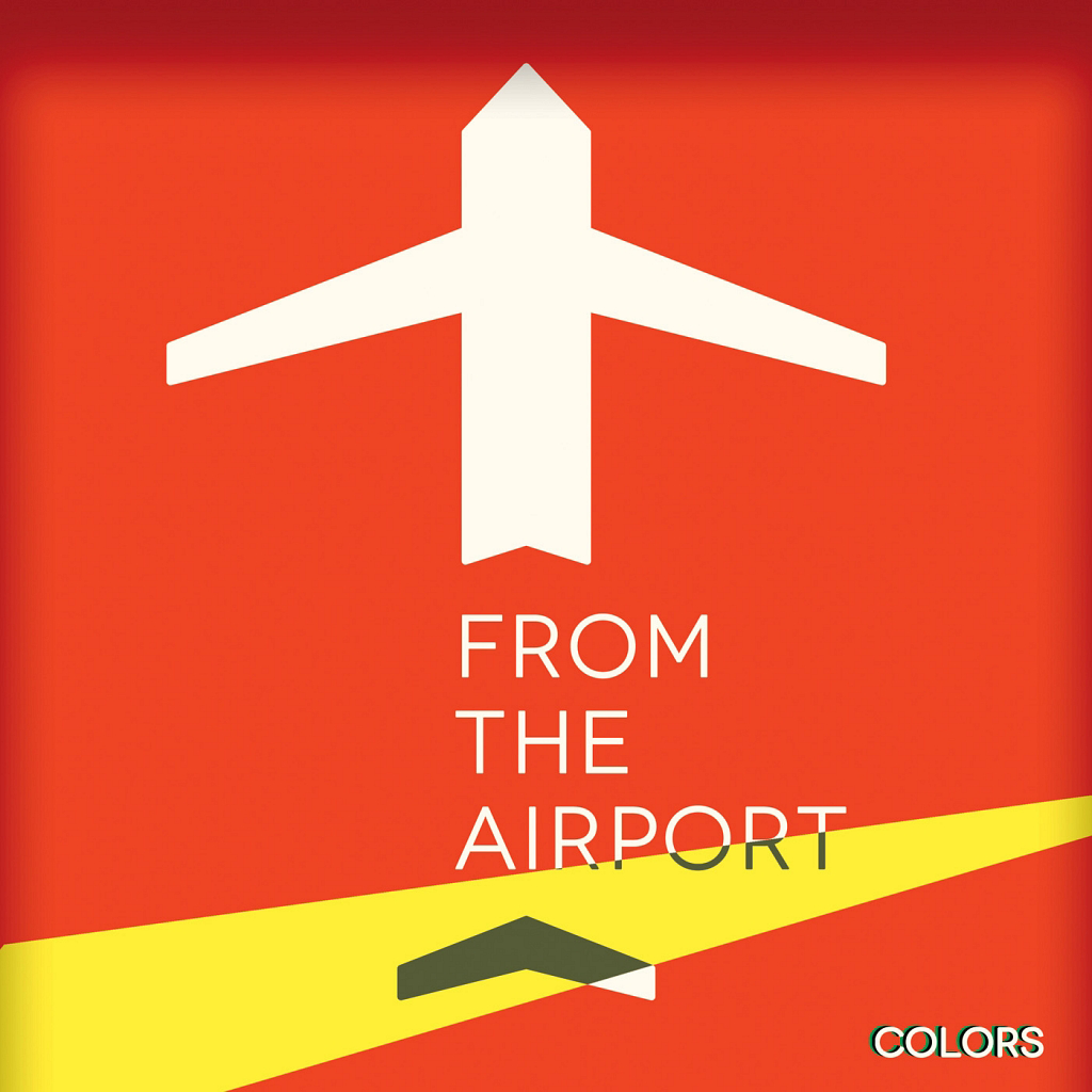 [Single] From The Airport – Colors