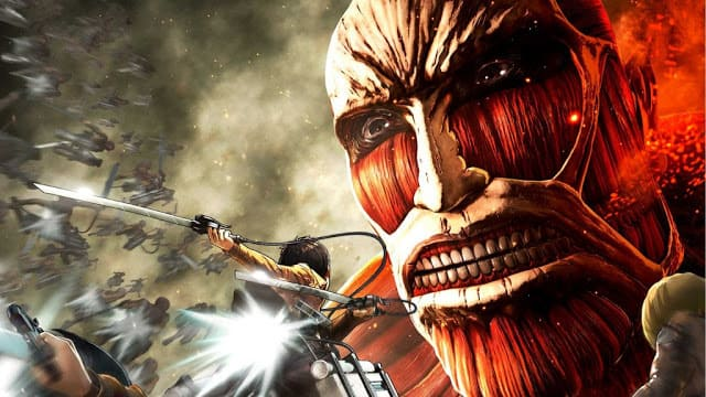 تحميل لعبة attack on titan wings of freedom