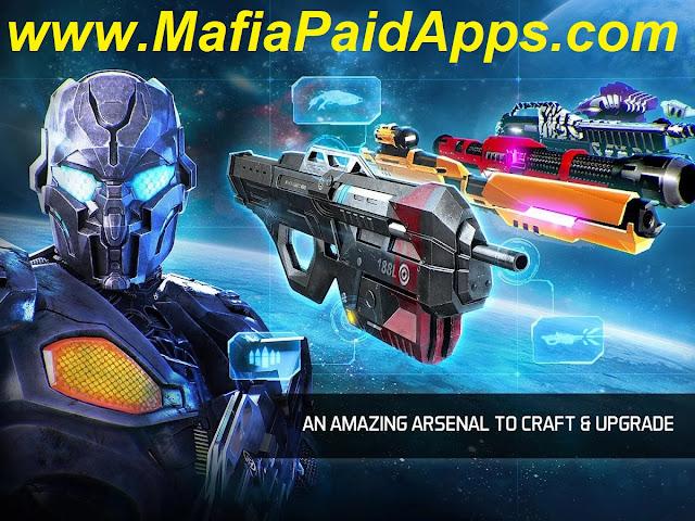 N.O.V.A. Legacy Apk Mod (Money) MafiaPaidApps