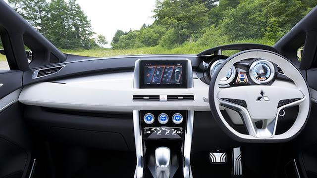 Spesifikasi Mitsubishi Expander
