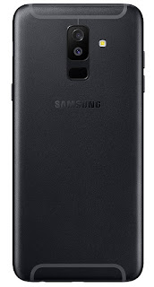 Samsung Galaxy A6 Plus Camera