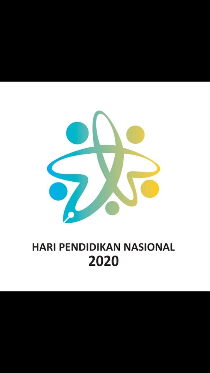 Hardiknas 2020, Belajar dari rumah ditengah pandemi Covid-19 I  risma munawaroh