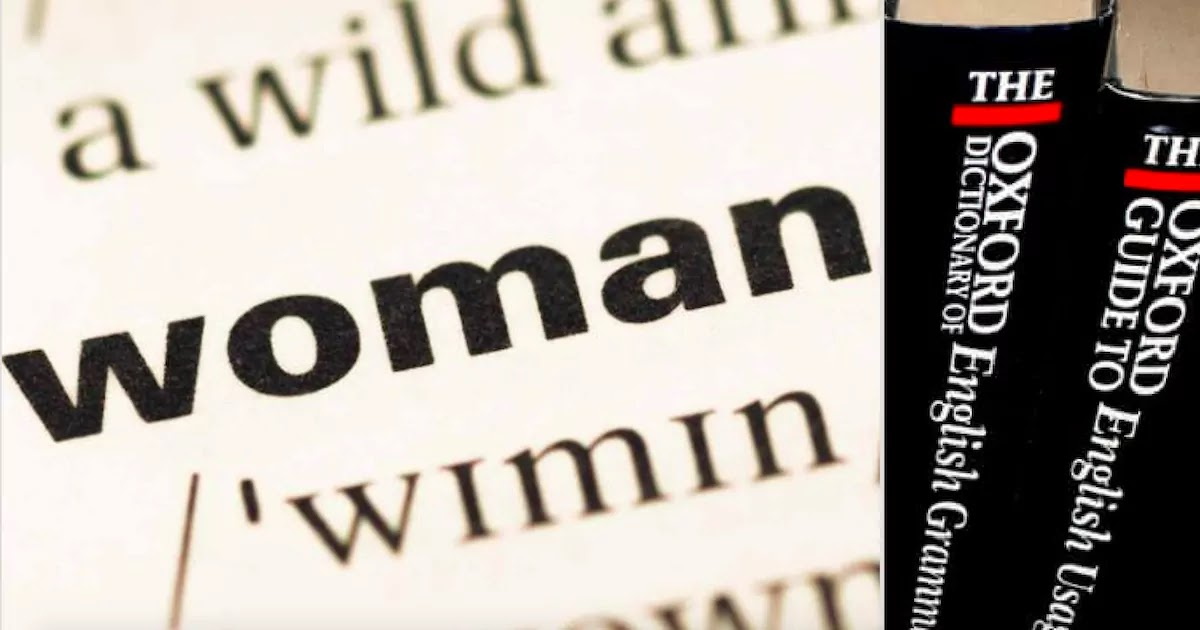 Oxford Dictionaries Update Outdated And 'Sexist' Definitions Of The Word 'Woman'