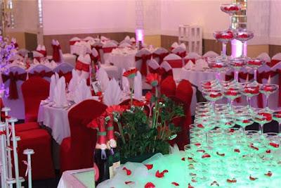 Thiết kế trung tâm tiệc cưới hiện đại và sang trọng