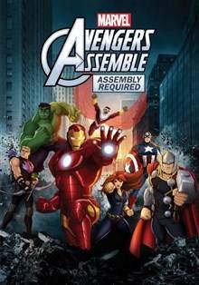 Avengers Assemble - Todas as Temporadas - HD 720p