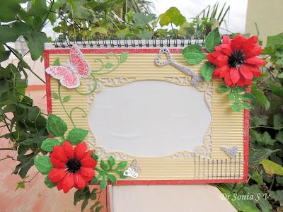 Handmade Photoframe