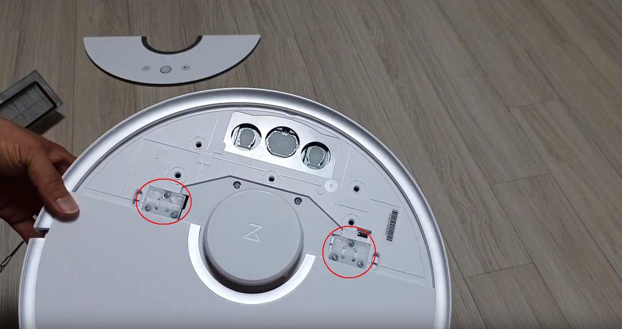 Hướng dẫn cách sửa lỗi cảm biến LDS trên Robot hút bụi Xiaomi Roborock S5