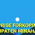 Video Surprise Forkopimda pada Hari Bhayangkara KE-74 di Polres Minahasa