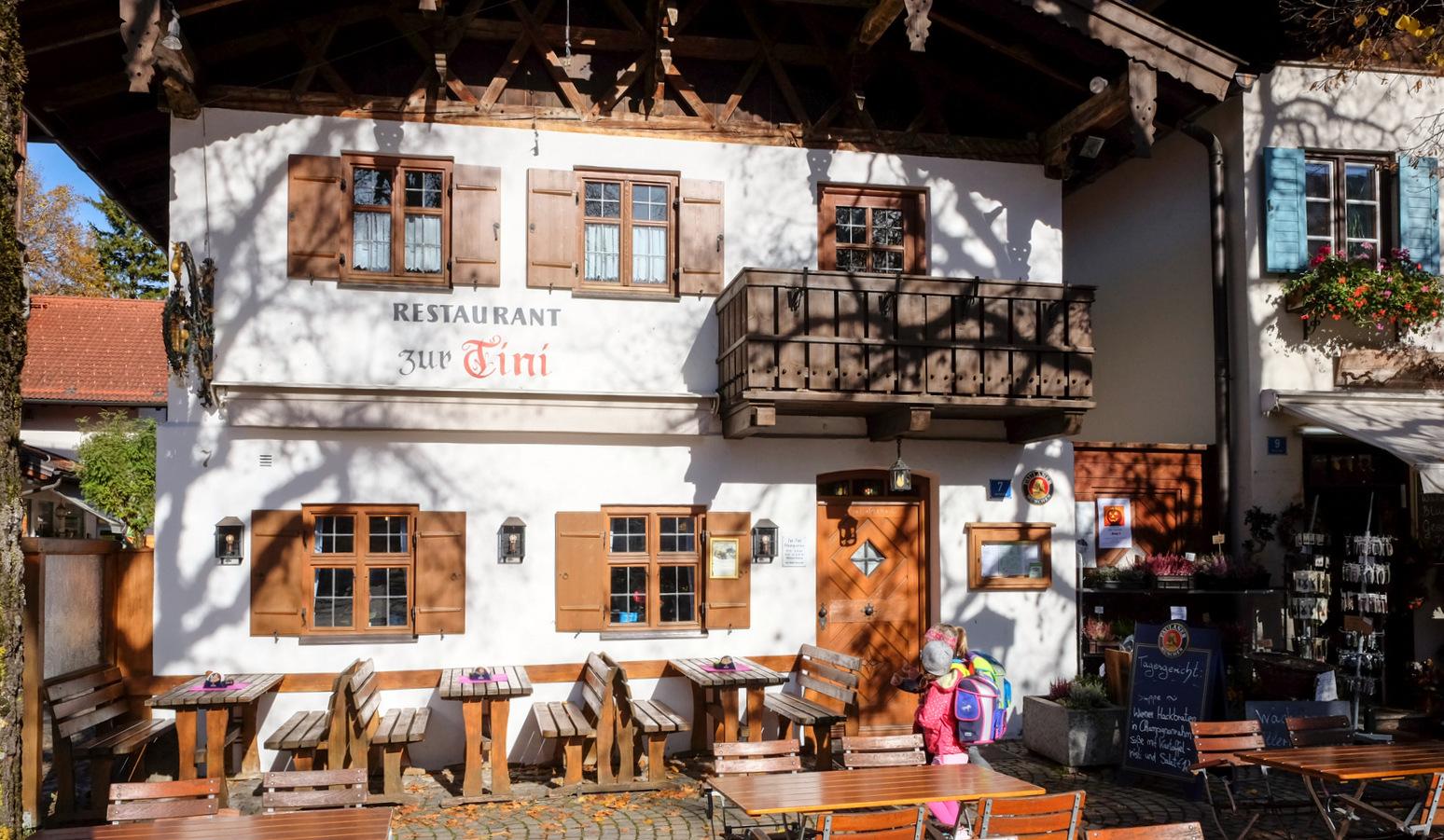 Zur Tini @ Oberammergau, Germany