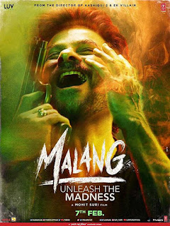 Malang First Look Poster 4