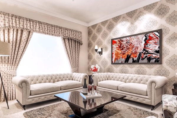 4 Most Popular Interior Decoration of Drawing Room
