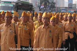 Kumpulan Kata Ucapan Hari Veteran Nasional Indonesia terbaru