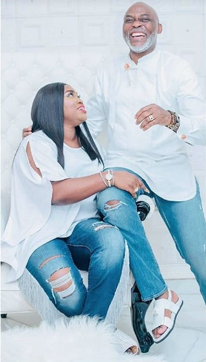 RMD and wife celebrate 19th wedding anniversary