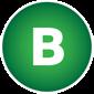 B group icon