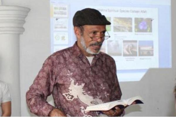 Pdt Phil Karel Erari (Foto: dok pribadi)
