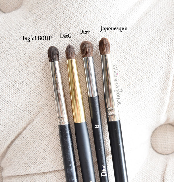 Dolce & Gabbana Beauty Pencil Brush Review