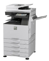 Sharp MX-M3570 Driver and Software Printer