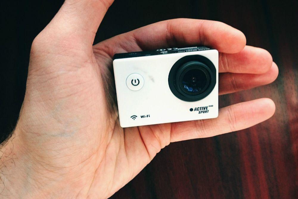 Active Sport FHD, kamera z biedronki, co zamiast gopro
