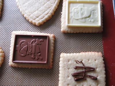 Galletas de coco y chocolate con Thermomix
