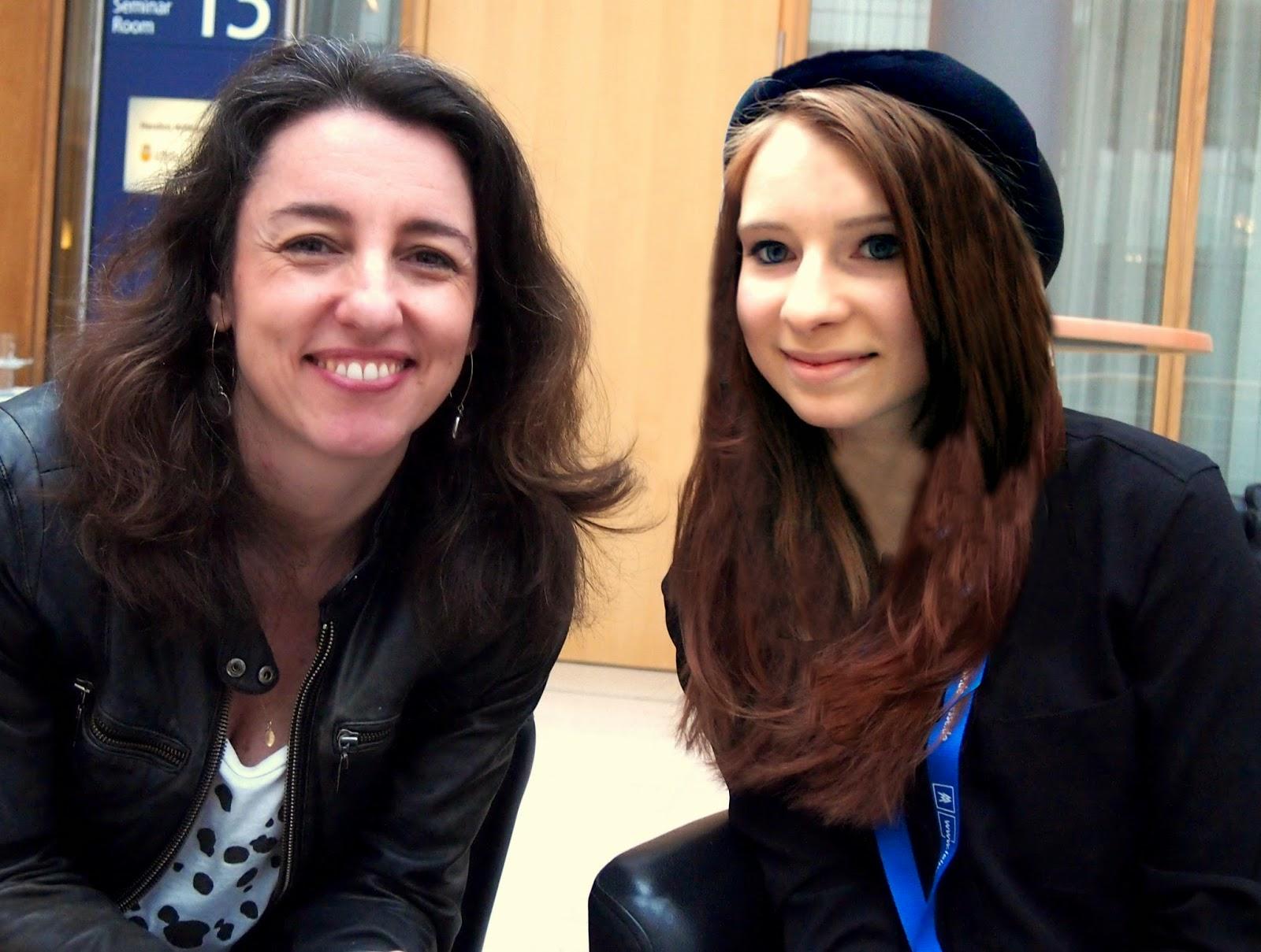 Interview Sophia Bennett deutsch