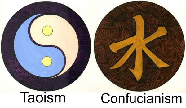 Difference Between Taoism and Confucianism