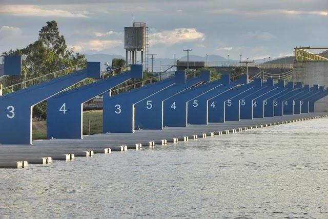 Barragem de Ponto Novo atinge 100% de sua capacidade