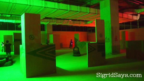 Funatix lasertag Bacolod