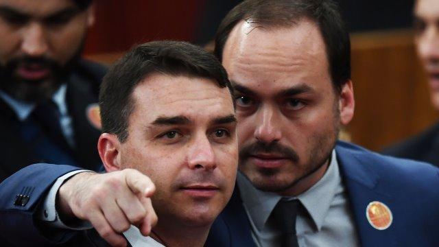 De tanto prosperar com rachadinhas, justiça volta mirar nos filhos de Bolsonaro, Carluxo e Flávio